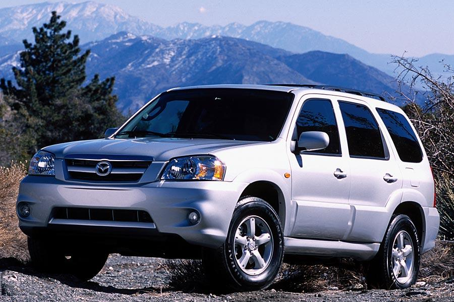 2006 mazda tribute reviews specs and prices. Black Bedroom Furniture Sets. Home Design Ideas