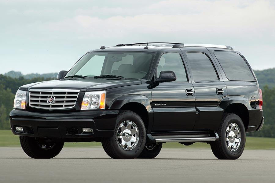 2006 cadillac escalade reviews specs and prices. Black Bedroom Furniture Sets. Home Design Ideas