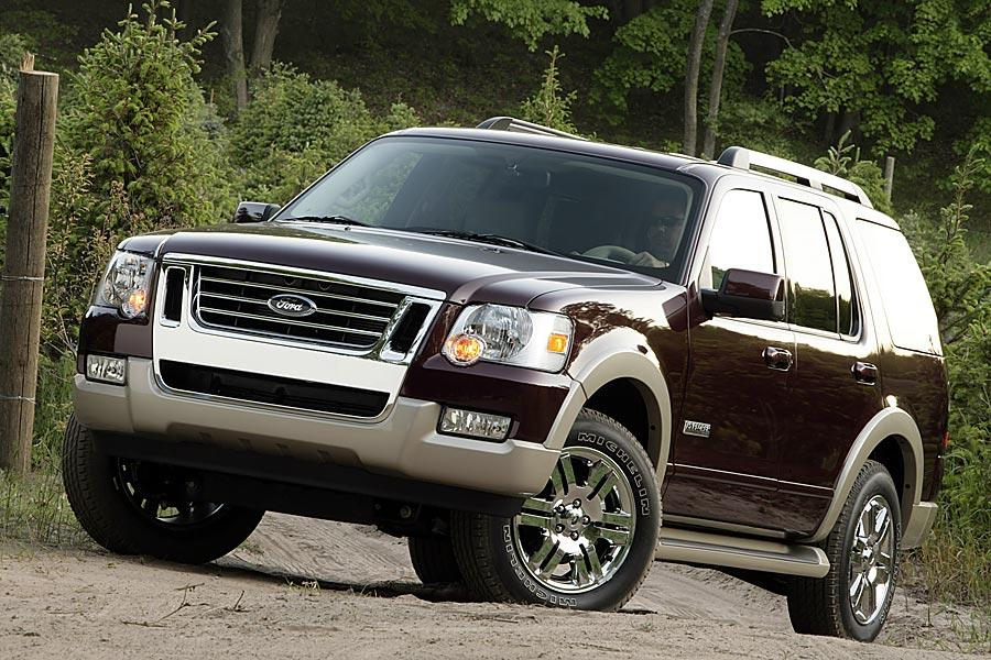 2006 Ford Explorer Reviews Specs And Prices