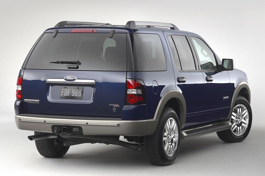 2010 Ford Explorer For Sale >> 2006 Ford Explorer Reviews, Specs and Prices | Cars.com
