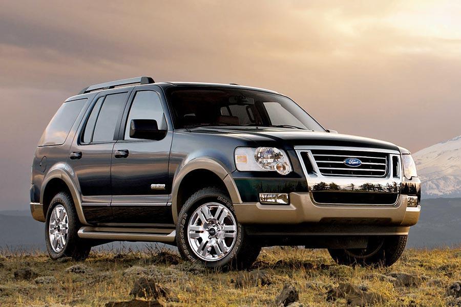 2006 Ford Explorer Reviews Specs And Prices Cars Com