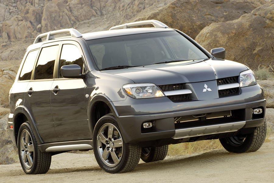 Car Repair Estimate >> 2006 Mitsubishi Outlander Specs, Pictures, Trims, Colors || Cars.com