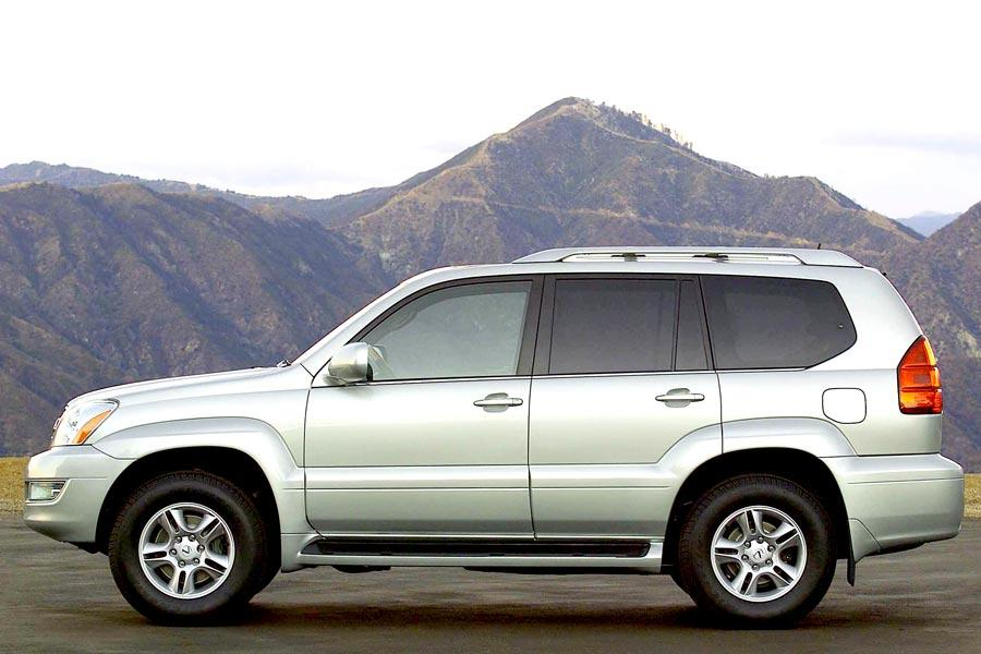 2006 lexus gx 470 reviews specs and prices. Black Bedroom Furniture Sets. Home Design Ideas
