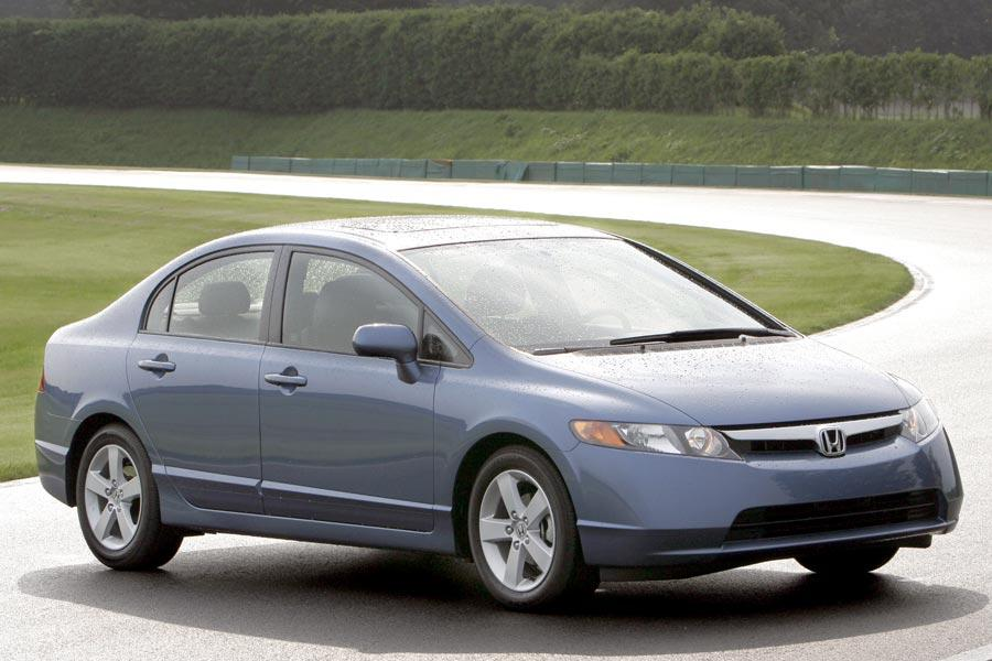 2006 honda civic reviews specs and prices cars