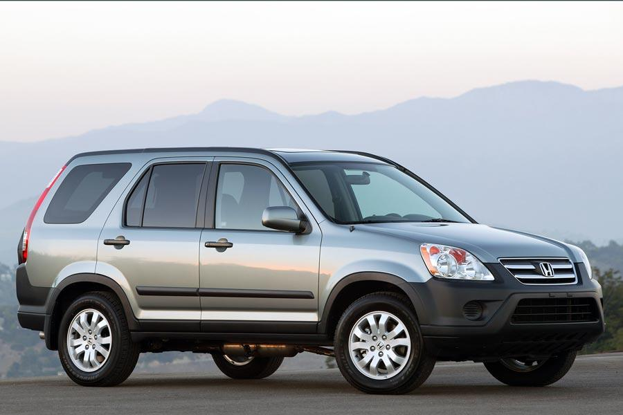 2006 Honda CR-V Specs, Pictures, Trims, Colors || Cars.com