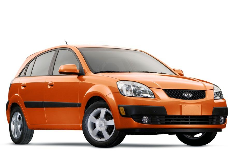 2006 kia rio5 reviews specs and prices. Black Bedroom Furniture Sets. Home Design Ideas