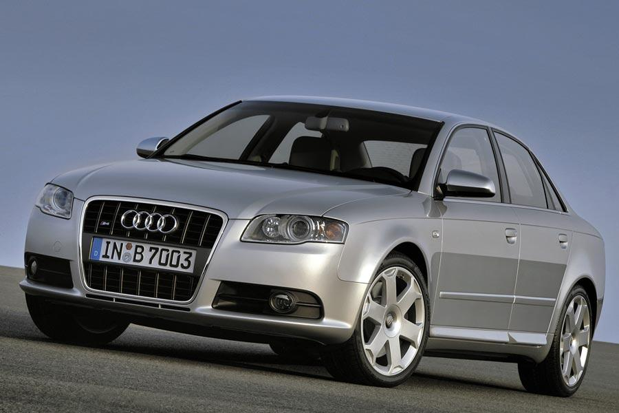 2006 audi s4 reviews specs and prices. Black Bedroom Furniture Sets. Home Design Ideas