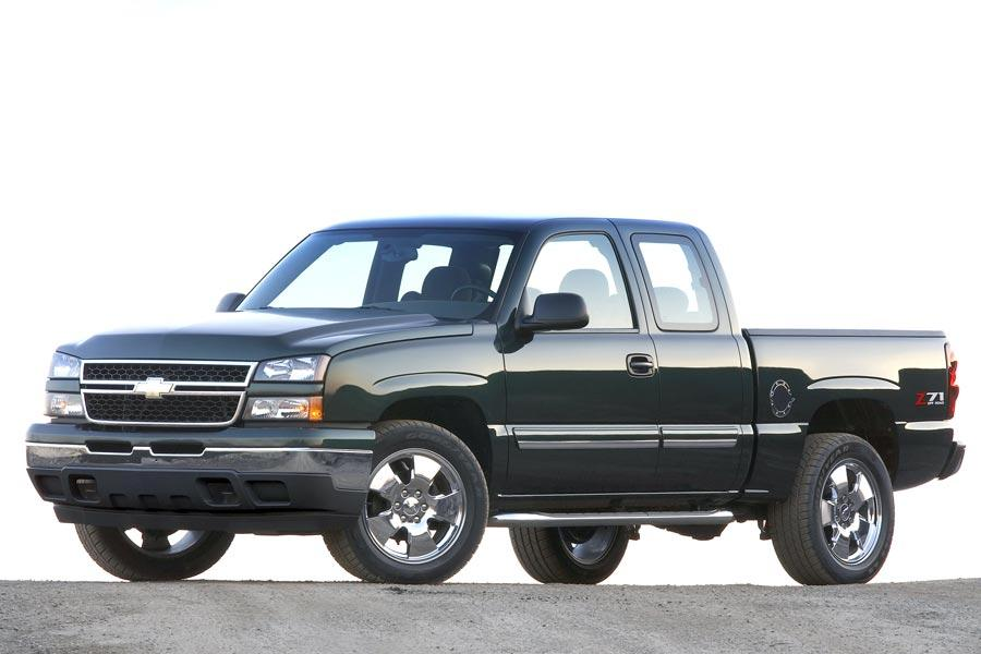 2006 chevrolet silverado 1500 reviews specs and prices. Black Bedroom Furniture Sets. Home Design Ideas