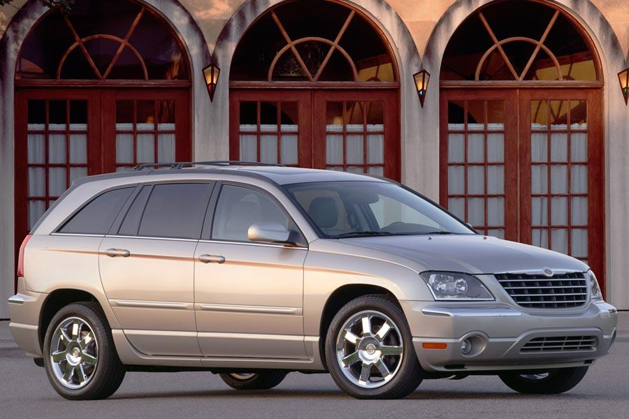 2006 chrysler pacifica specs pictures trims colors. Black Bedroom Furniture Sets. Home Design Ideas