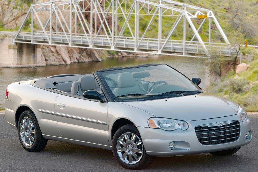 2006 chrysler sebring reviews specs and prices. Black Bedroom Furniture Sets. Home Design Ideas