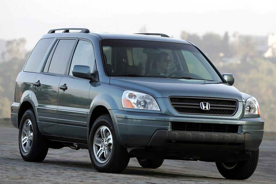 2006 Honda Pilot Reviews Specs And Prices Cars Com