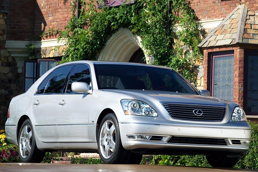 2006 lexus ls 430 reviews specs and prices. Black Bedroom Furniture Sets. Home Design Ideas