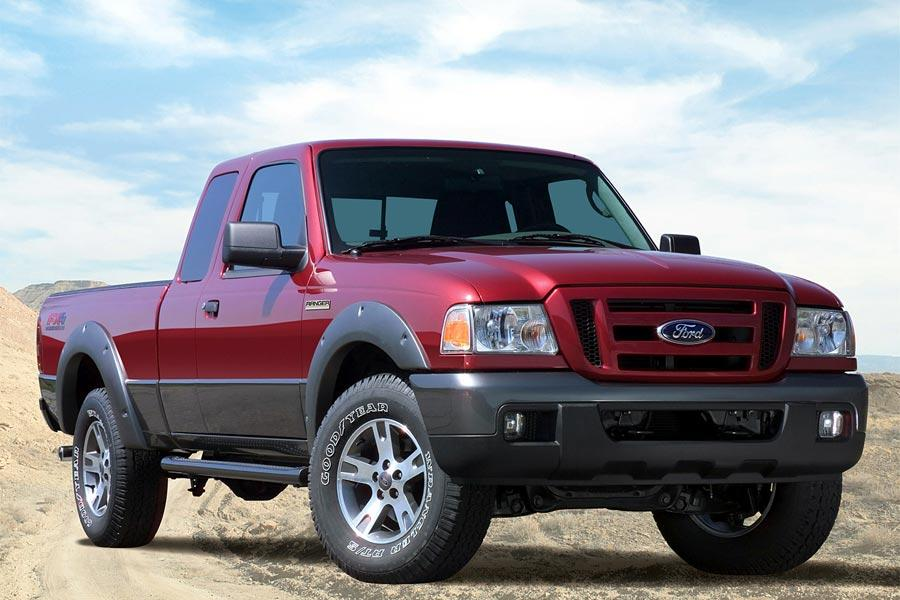 2006 ford ranger reviews specs and prices. Black Bedroom Furniture Sets. Home Design Ideas