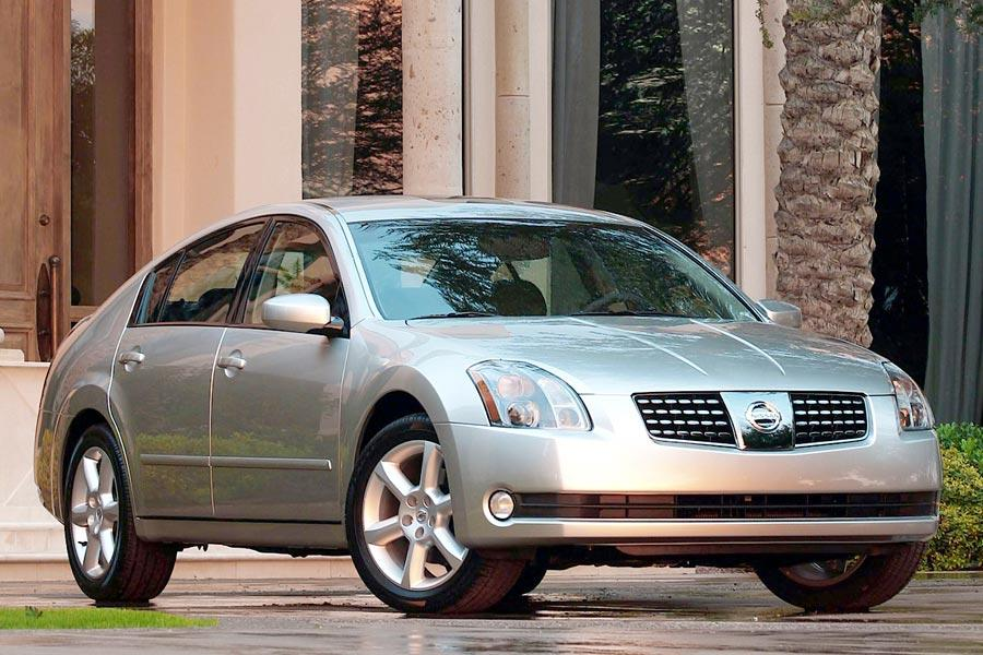 2006 nissan maxima reviews specs and prices. Black Bedroom Furniture Sets. Home Design Ideas