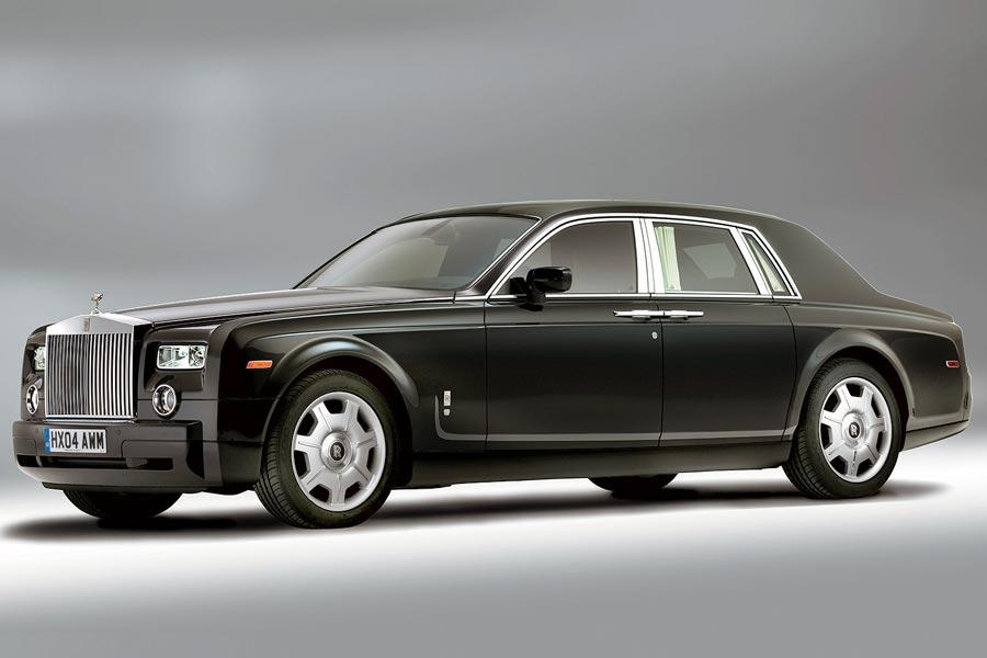 2006 rolls royce phantom vi reviews specs and prices. Black Bedroom Furniture Sets. Home Design Ideas