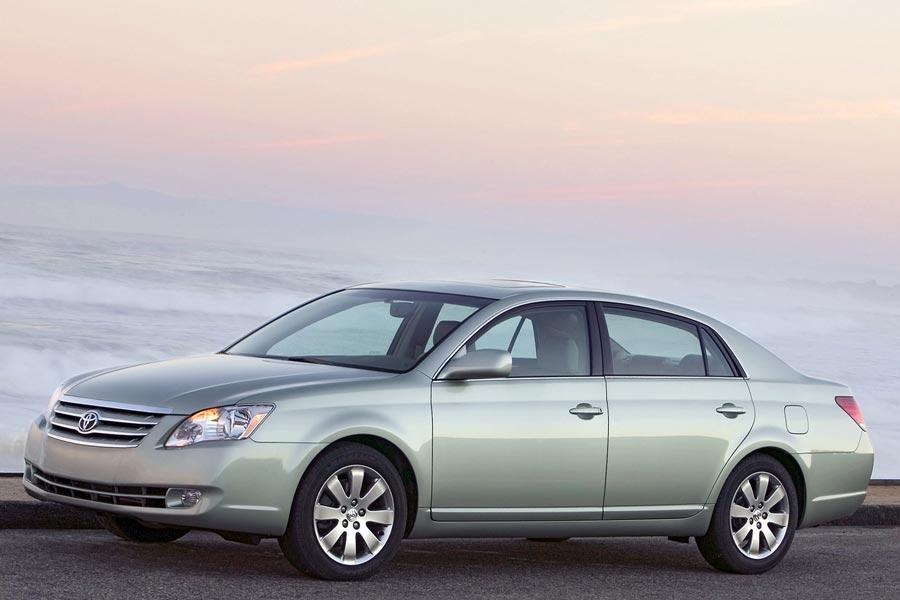 2006 Toyota Avalon Reviews Specs And Prices Cars Com