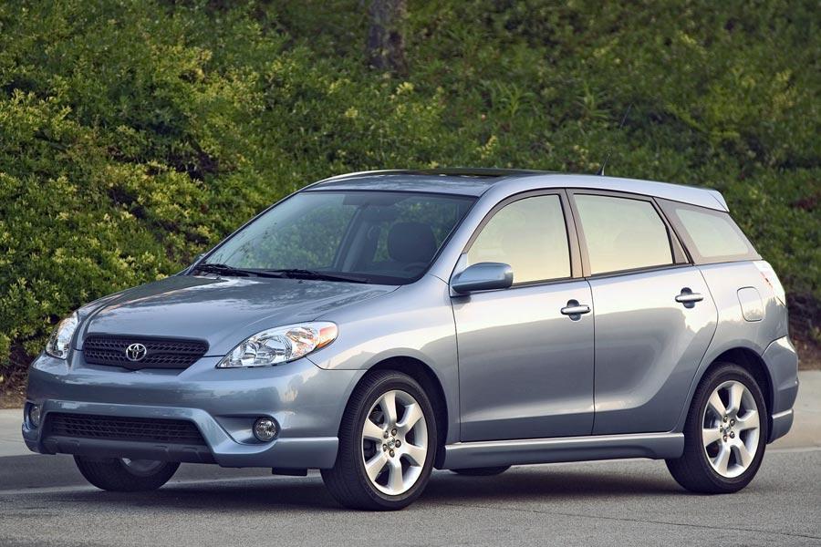 2006 Toyota Matrix Specs Pictures Trims Colors Cars Com