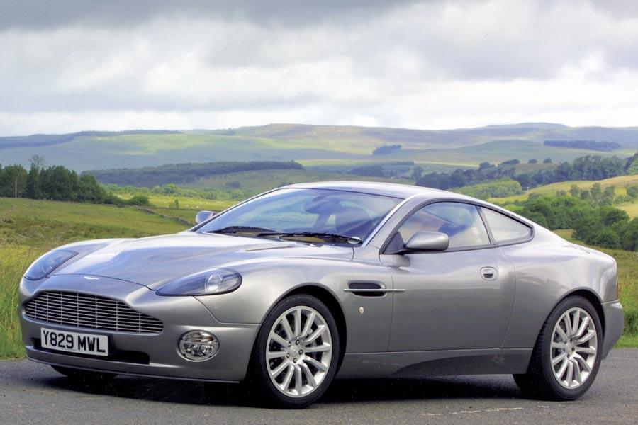 2006 aston martin v12 vanquish reviews specs and prices. Black Bedroom Furniture Sets. Home Design Ideas
