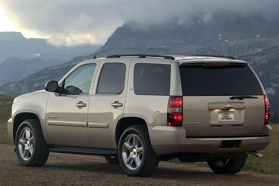 2007 chevrolet tahoe reviews specs and prices. Black Bedroom Furniture Sets. Home Design Ideas