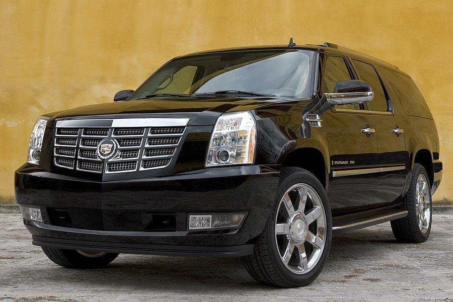 2007 cadillac escalade esv reviews specs and prices. Black Bedroom Furniture Sets. Home Design Ideas