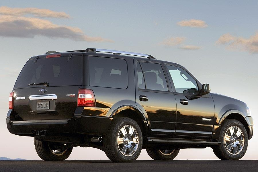 2007 ford expedition reviews specs and prices. Black Bedroom Furniture Sets. Home Design Ideas