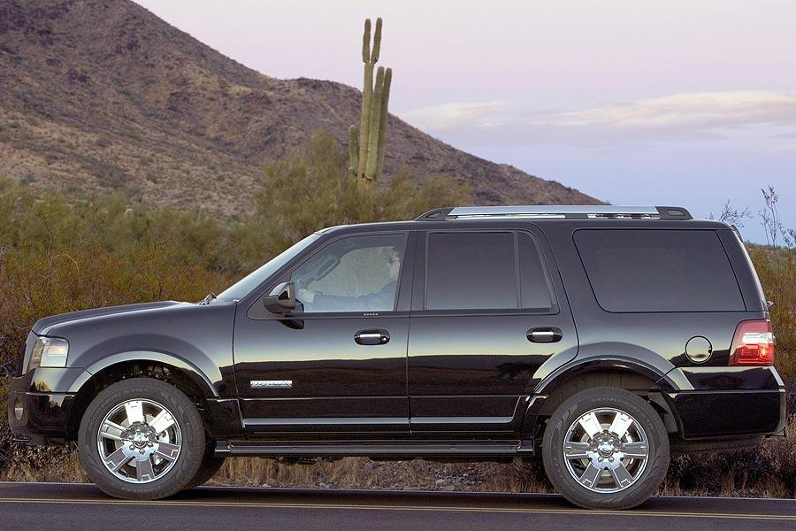 2007 Ford Expedition Reviews  Specs And Prices