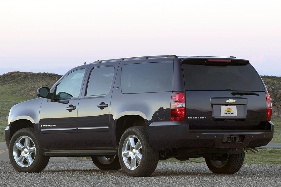 2007 chevrolet suburban reviews specs and prices. Black Bedroom Furniture Sets. Home Design Ideas