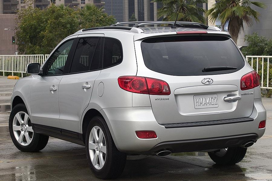 2007 hyundai santa fe reviews specs and prices. Black Bedroom Furniture Sets. Home Design Ideas