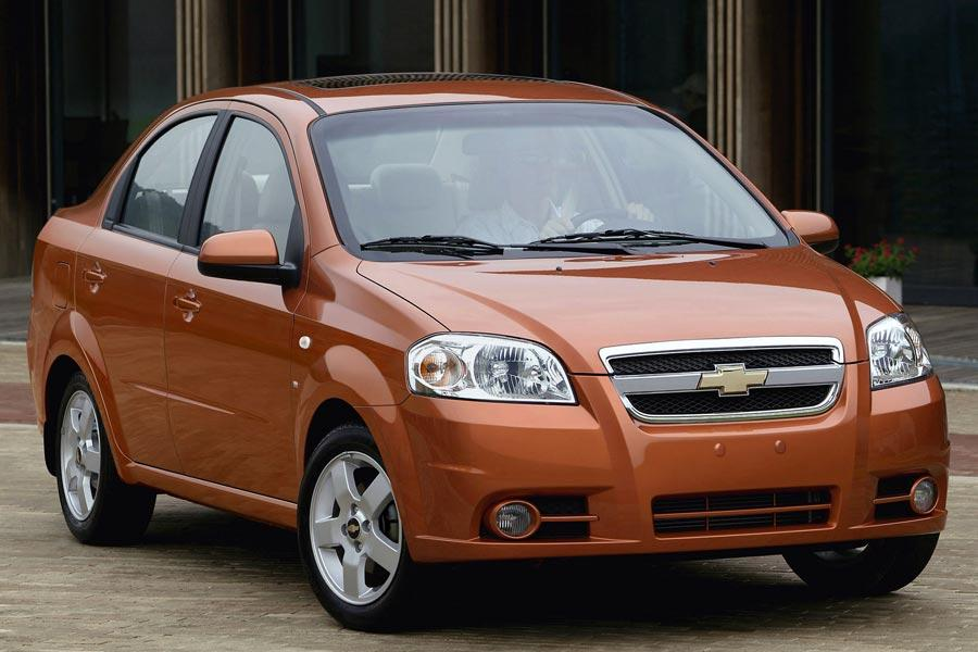2007 chevrolet aveo reviews specs and prices. Black Bedroom Furniture Sets. Home Design Ideas