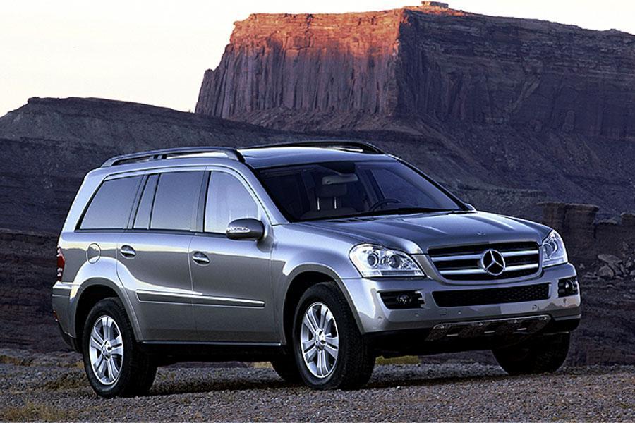 2007 Mercedes Benz Gl Class Specs Pictures Trims Colors