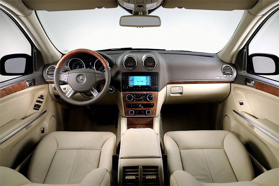 2007 MercedesBenz GLClass Specs Pictures Trims Colors  Carscom