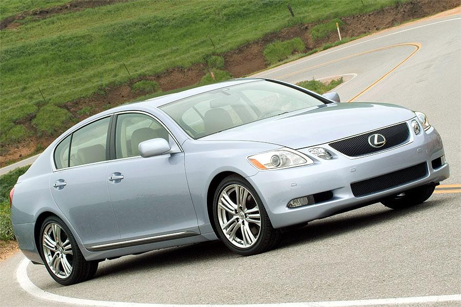 2007 lexus gs 450h reviews specs and prices. Black Bedroom Furniture Sets. Home Design Ideas