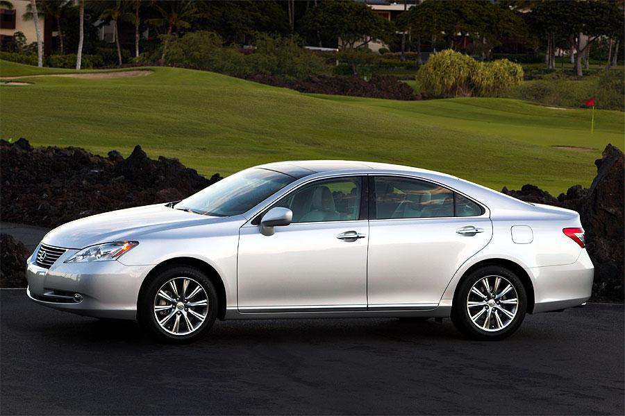 2007 lexus es 350 reviews specs and prices. Black Bedroom Furniture Sets. Home Design Ideas