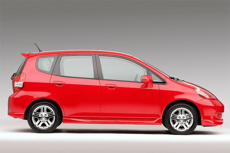 2007 Honda Fit Reviews Specs And Prices Cars Com