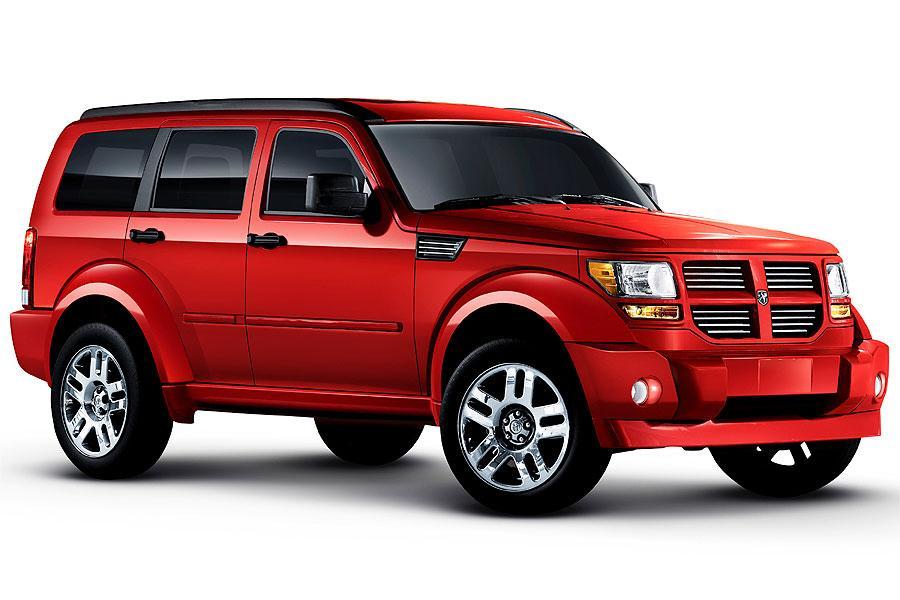 2007 Dodge Nitro Specs Pictures Trims Colors  Carscom