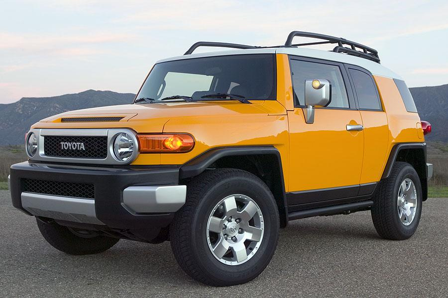 2007 toyota fj cruiser reviews specs and prices. Black Bedroom Furniture Sets. Home Design Ideas