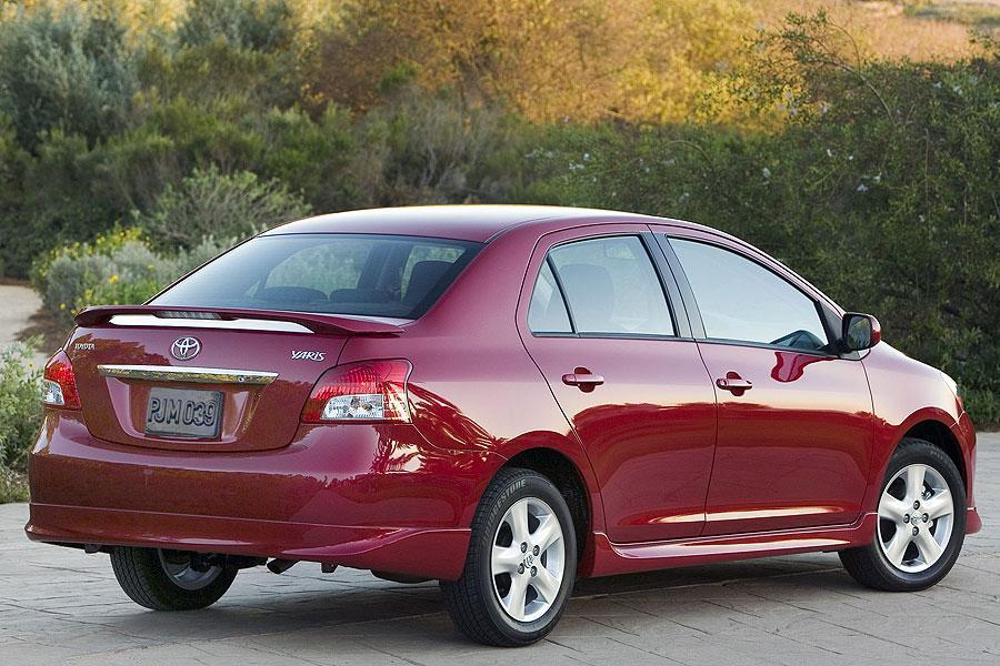 2012 Toyota Yaris 4 Door Hatchback Specs 2012 Free