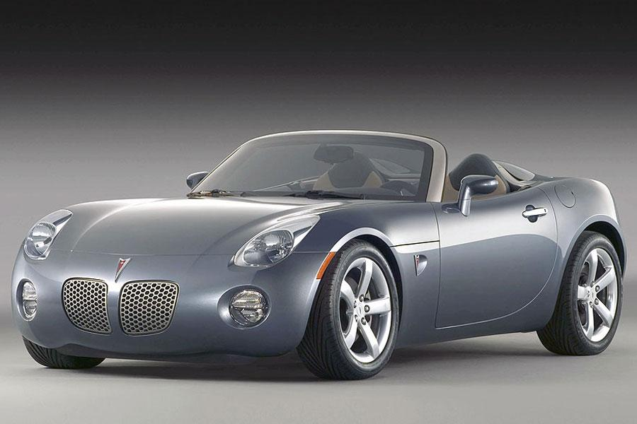 2006 Pontiac Solstice Specs Pictures Trims Colors