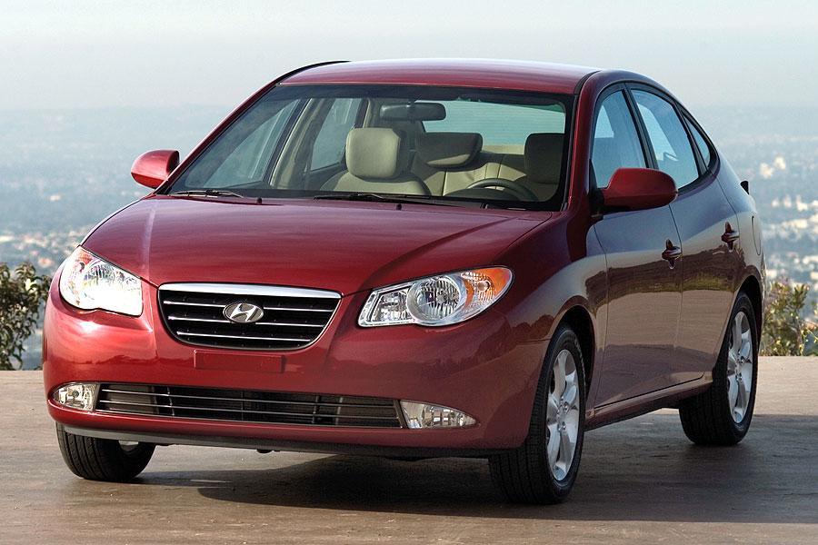 2007 Hyundai Elantra Reviews Specs And Prices Cars Com