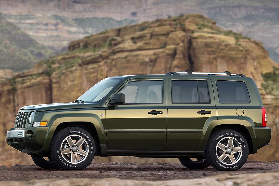 2007 Jeep Patriot Specs, Pictures, Trims, Colors || Cars.com