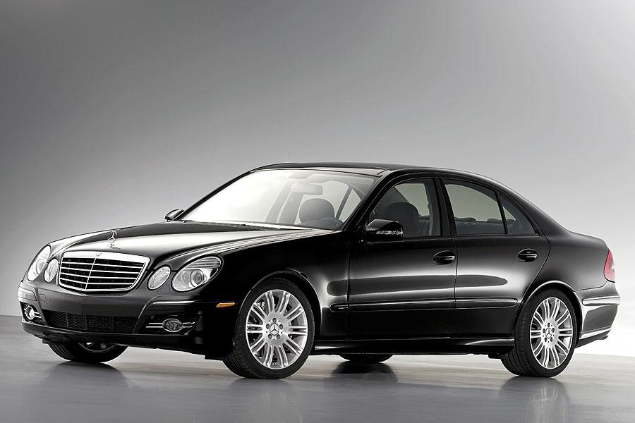 Image gallery mercedes benz e350 2007 for How much is service b for mercedes benz