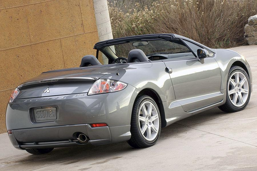 2007 mitsubishi eclipse reviews specs and prices. Black Bedroom Furniture Sets. Home Design Ideas