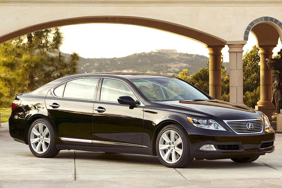 2007 Lexus Ls 460 Reviews Specs And Prices Cars Com