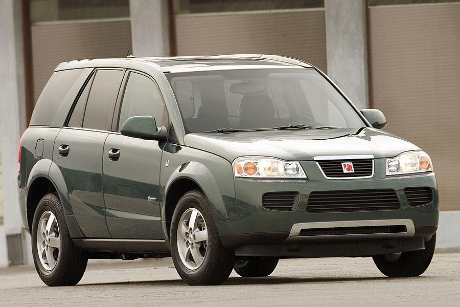 2007 saturn vue reviews specs and prices. Black Bedroom Furniture Sets. Home Design Ideas