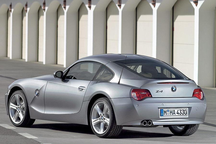 2006 Bmw Z4 Specs Pictures Trims Colors Cars Com