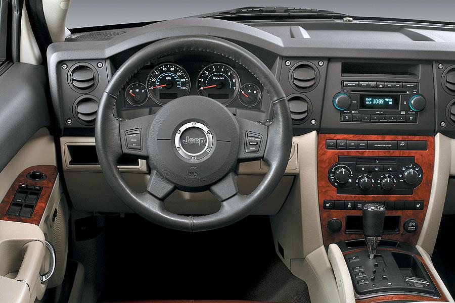 2006 jeep commander reviews specs and prices. Cars Review. Best American Auto & Cars Review