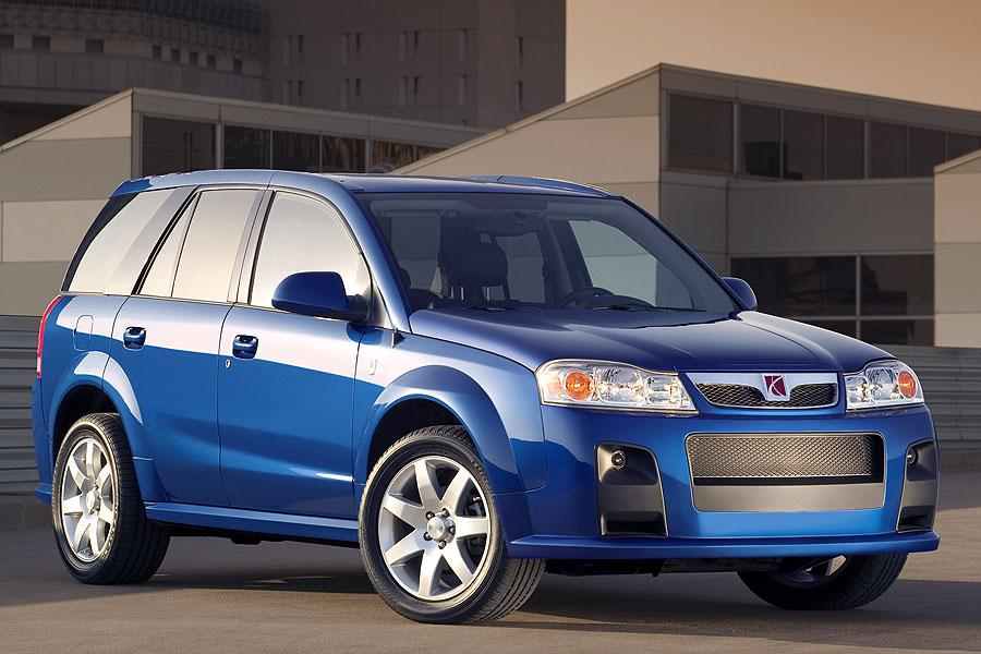2006 saturn vue specs pictures trims colors. Black Bedroom Furniture Sets. Home Design Ideas