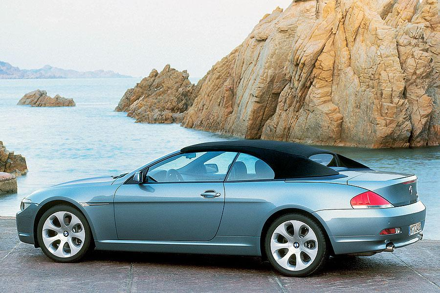 2006 Bmw 650 Reviews Specs And Prices Cars Com