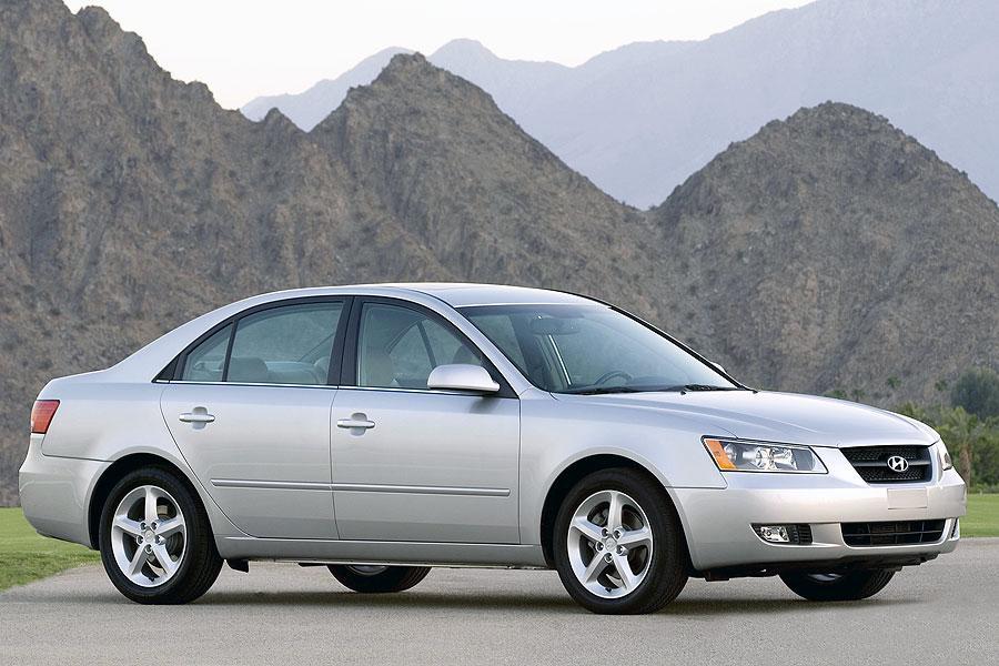 2007 Hyundai Sonata Specs Pictures Trims Colors Cars Com