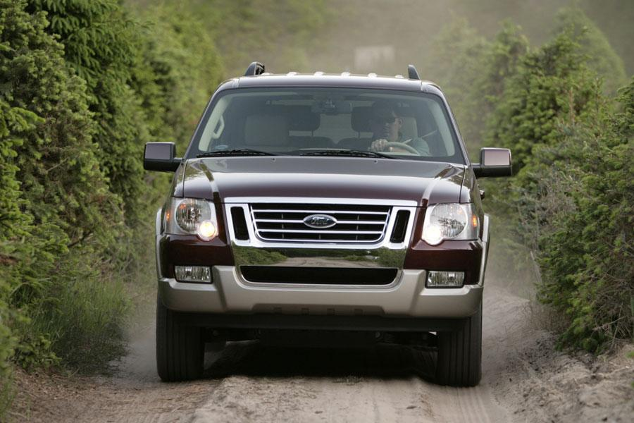 2006 ford explorer reviews specs and prices. Black Bedroom Furniture Sets. Home Design Ideas